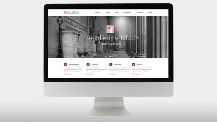 Volk & Partner neu im Netz