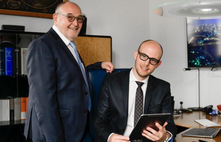 Rechtsanwalt Marc-Daniel Volk zum Notar bestellt