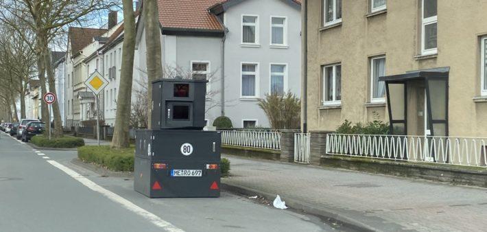 Fahrverbot ab 21 km/h zu viel – Bußgelder drastisch erhöht!